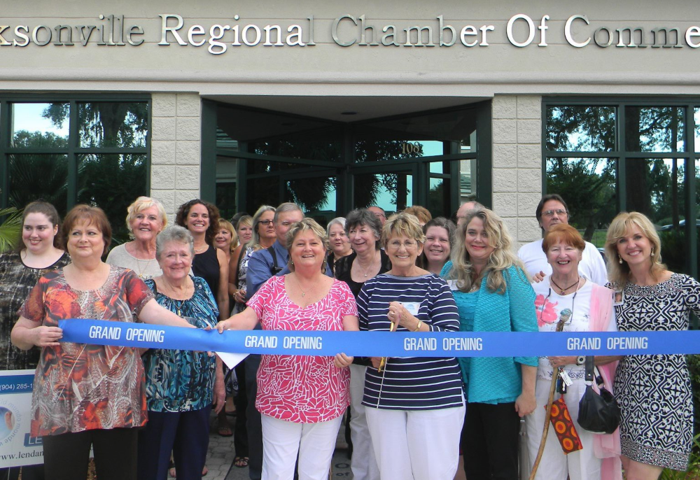 Grand opening Jacksonville Regional Chamber Of Comm