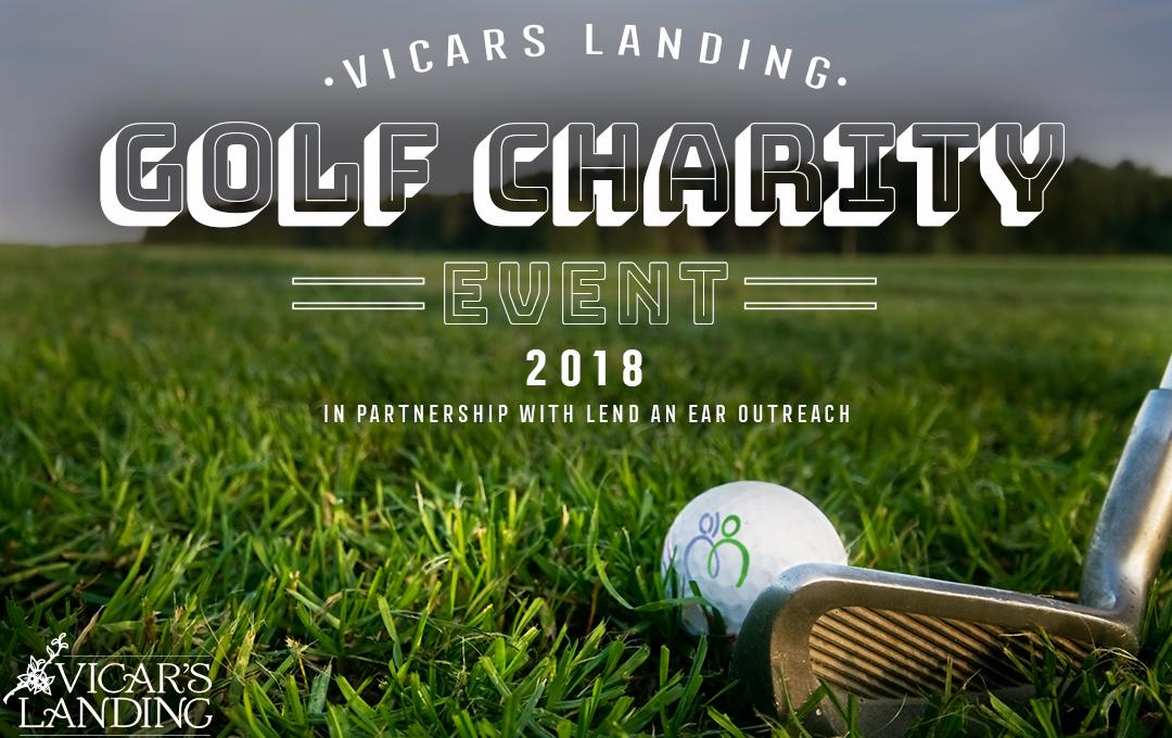 2018 lendanear outreach annual golf tournament presented by vicar s